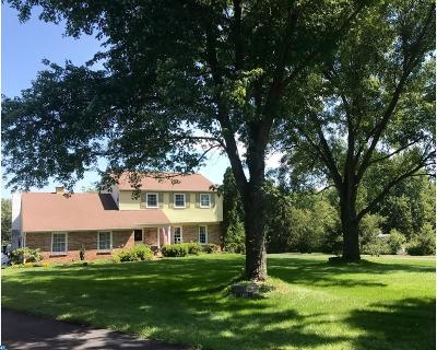 New Hope Single Family Home ACTIVE: 1665 Holicong Road