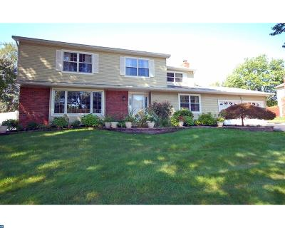 Plainsboro Single Family Home ACTIVE: 106 Parker Road