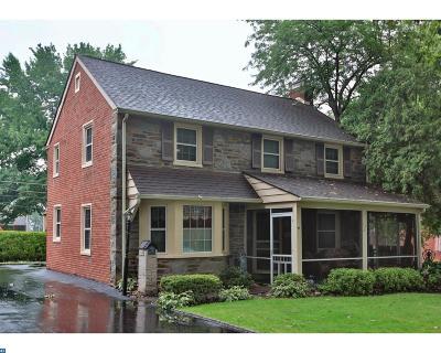 Bala Cynwyd Single Family Home ACTIVE: 55 W Princeton Road
