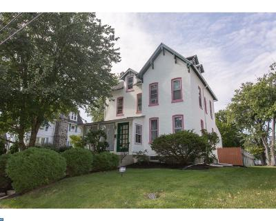Ridley Park Single Family Home ACTIVE: 110 Nevin Street