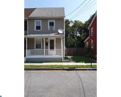 Mount Holly Single Family Home ACTIVE: 137 Risdon Street