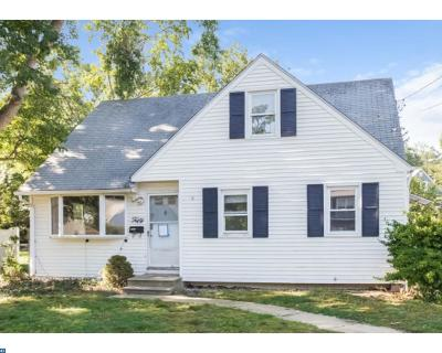 Mount Holly Single Family Home ACTIVE: 50 Ridgley Street
