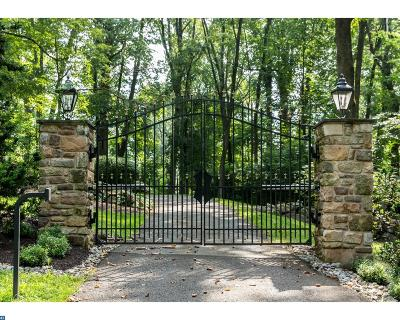 PA-Bucks County Single Family Home ACTIVE: 3485 Windy Bush Road