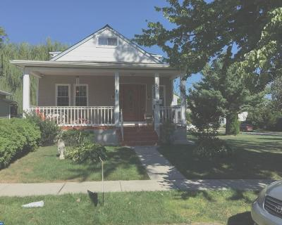 Merchantville Single Family Home ACTIVE: 217 Maple Terrace
