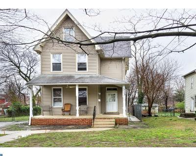 Palmyra Single Family Home ACTIVE: 313 Berkley Avenue