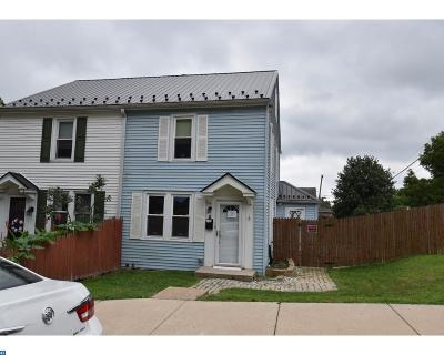 PA-Montgomery County Single Family Home ACTIVE: 4 E 8th Street