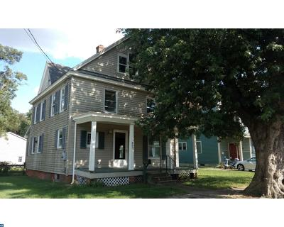 DE-Sussex County Single Family Home ACTIVE: 507 S Walnut Street