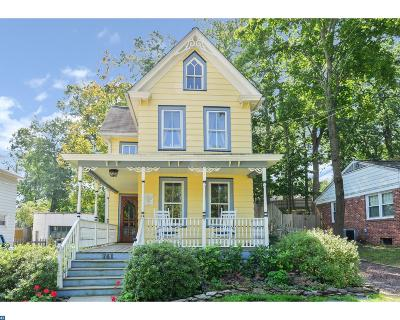 Pitman Single Family Home ACTIVE: 341 Grandview Avenue