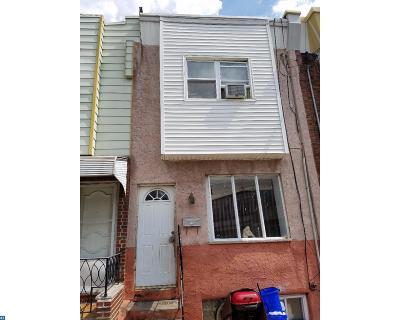 Philadelphia PA Condo/Townhouse ACTIVE: $150,000