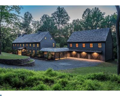 PA-Bucks County Single Family Home ACTIVE: 6365 Old Carversville Road