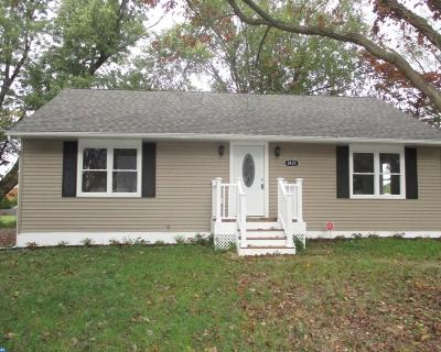 Gloucester Twp, Sicklerville Single Family Home ACTIVE: 1421 Chews Landing Road