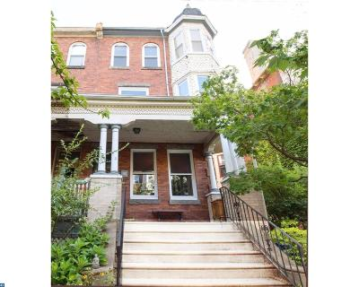 Philadelphia Single Family Home ACTIVE: 923 S Saint Bernard Street