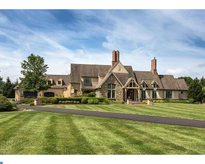 PA-Bucks County Single Family Home ACTIVE: 3316 Indian Spring Road