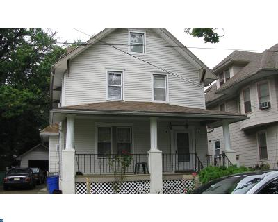 Woodlynne Single Family Home ACTIVE: 203 Evergreen Avenue