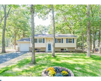 Browns Mills Single Family Home ACTIVE: 508 Louisiana Trail