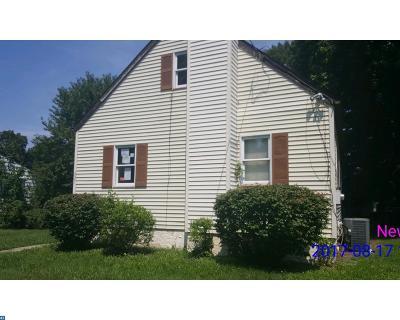 Glassboro Single Family Home ACTIVE: 227 Deptford Road