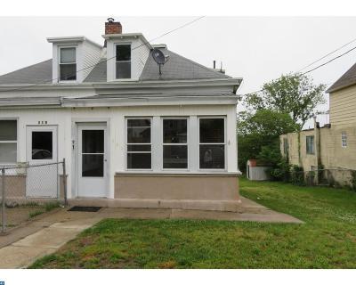 Westville Single Family Home ACTIVE: 217 Edgewater Avenue