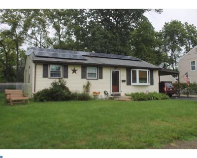 Lindenwold Single Family Home ACTIVE: 514 Locust Avenue