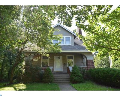 Merchantville Single Family Home ACTIVE: 22 Browning Road