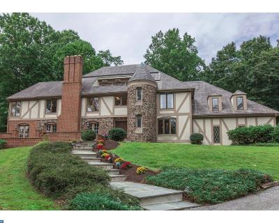 Chadds Ford PA Single Family Home ACTIVE: $1,175,000