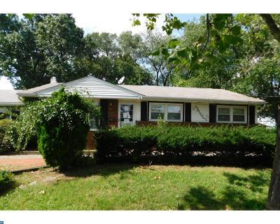 Cinnaminson Single Family Home ACTIVE: 121 Cuthbert Road