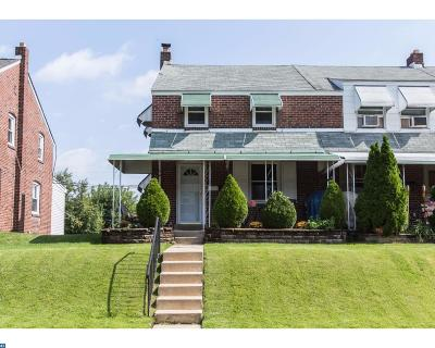 Ridley Park Single Family Home ACTIVE: 662 Clymer Lane