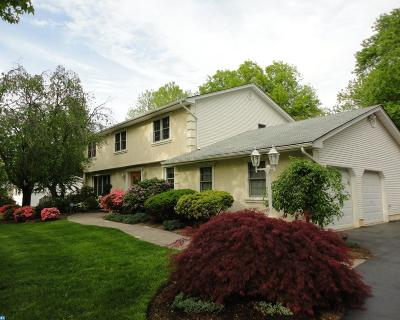 West Windsor Single Family Home ACTIVE: 15 Park Hill Terrace