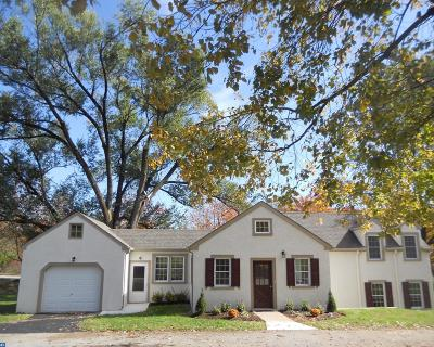 Newtown Square Single Family Home ACTIVE: 68 Princeton Court