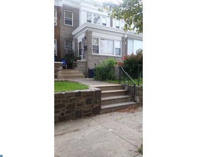 PA-Philadelphia County Condo/Townhouse ACTIVE: 1416 Rosalie Street