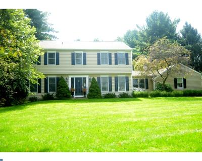 Solebury PA Single Family Home ACTIVE: $699,000