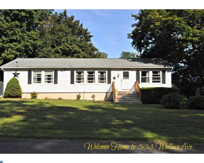 Roebling Single Family Home ACTIVE: 503 Wallace Avenue
