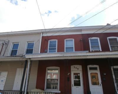Trenton Condo/Townhouse ACTIVE: 359 Hewitt Street
