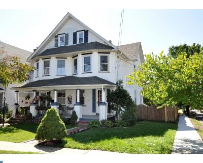 Merchantville Single Family Home ACTIVE: 100 Locust Street
