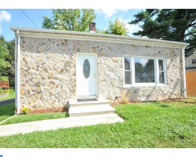 Lower Southampton Single Family Home ACTIVE: 125 County Line Road