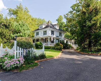 Gibbsboro Single Family Home ACTIVE: 201 Kirkwood Road