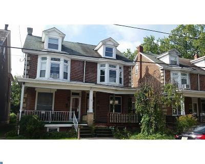 PA-Montgomery County Single Family Home ACTIVE: 1066 Queen Street