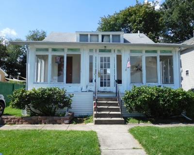 Maple Shade Single Family Home ACTIVE: 22 S Pine Avenue