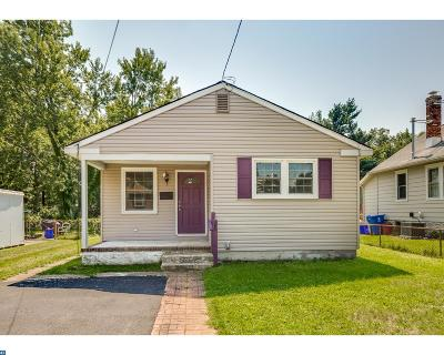 Moorestown Single Family Home ACTIVE: 26 Browning Avenue