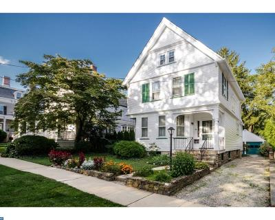 Princeton Single Family Home ACTIVE: 24 Murray Place