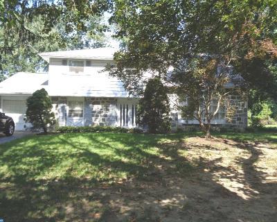 Cinnaminson Single Family Home ACTIVE: 317 Parry Road