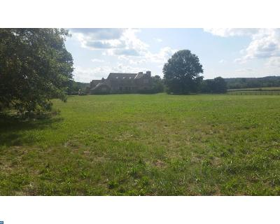 PA-Bucks County Residential Lots & Land ACTIVE: 1216 Kellers Church Road