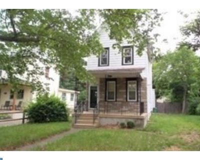 Palmyra Single Family Home ACTIVE: 448 Delaware Avenue