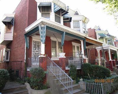 Philadelphia Single Family Home ACTIVE: 1311 Frazier Street
