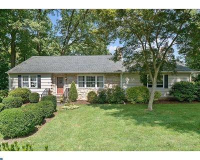 Doylestown PA Single Family Home ACTIVE: $395,000
