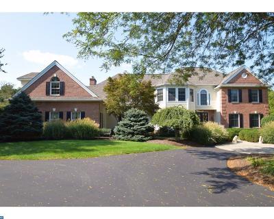 PA-Bucks County Single Family Home ACTIVE: 9 Greenbriar Circle