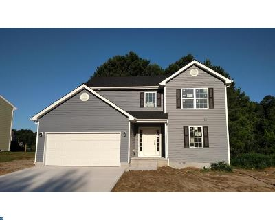 Frederica Single Family Home ACTIVE: Lot 52 Sweeping Mist Circle