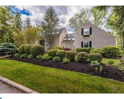 Moorestown Single Family Home ACTIVE: 404 Elm Street