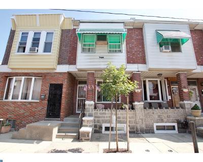 Philadelphia PA Condo/Townhouse ACTIVE: $185,000