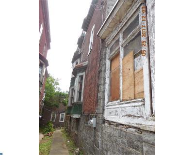 Philadelphia Single Family Home ACTIVE: 436 E Tulpehocken Street