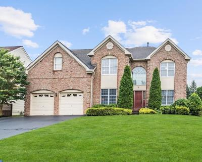 Moorestown Single Family Home ACTIVE: 8 Swedes Lane